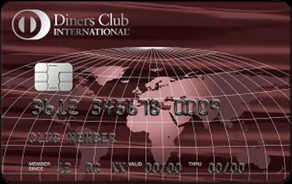 Кредитка Русский Стандарт Diners Club