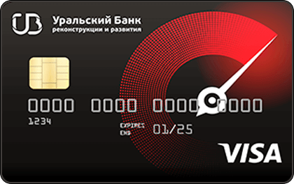 Дебетовая карта Максимум банка УБРиР