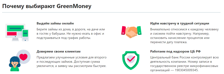 GreenMoney (Грин Мани)