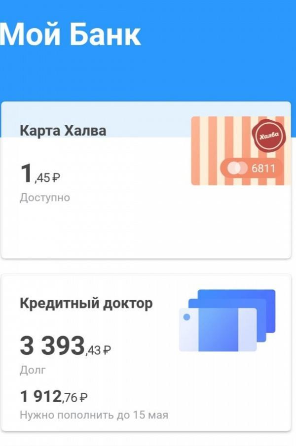 СовкомБанк Кредитный Доктор
